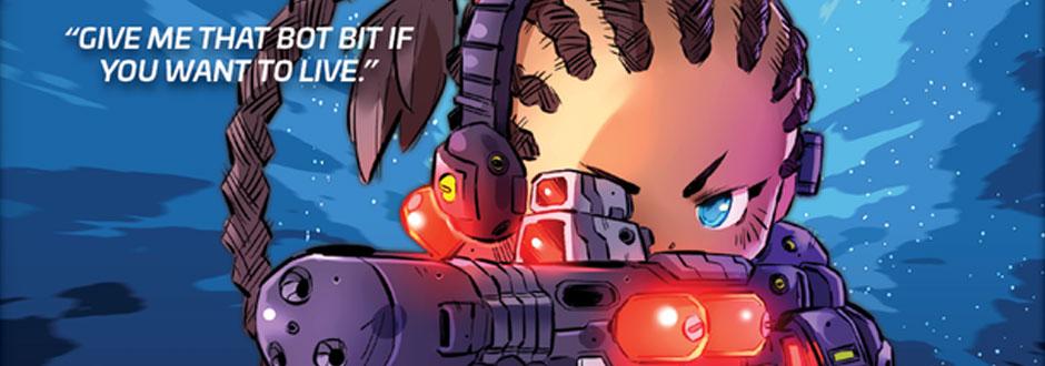 Starcadia Quest: Build-a-Robot Expansion Preview