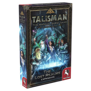 Talisman: The Realms (Expansion)