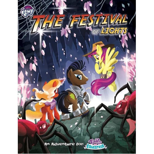 The Festival Of Lights: Tails Of Equestria Expansion