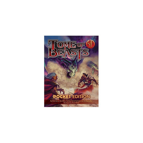 Tome of Beasts (5E) Pocket Edition