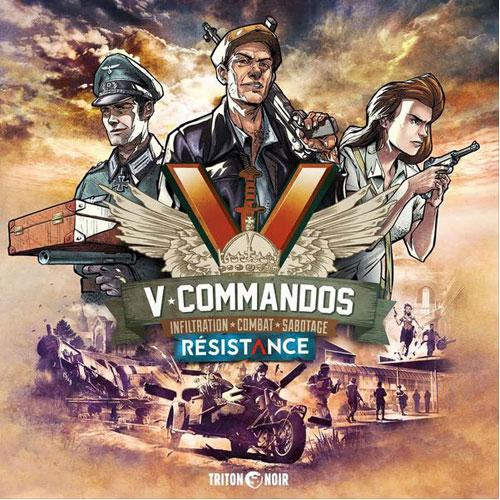 V-Commandos: Resistance Expansion