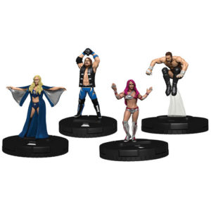 WWE HeroClix: Mixed Match Challenge WWE Ring: 2-Player Starter Set