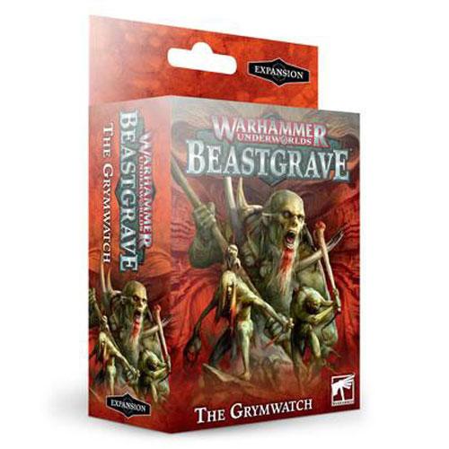 Warhammer Underworlds: The Grymwatch