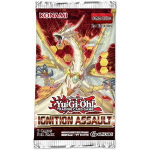 YGO TCG: Ignition Assault Booster Pack