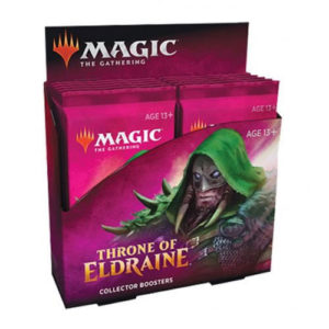 MTG: Throne of Eldraine Collector Booster Box