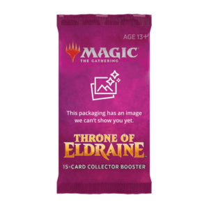 MTG: Throne of Eldraine Collector Booster Pack