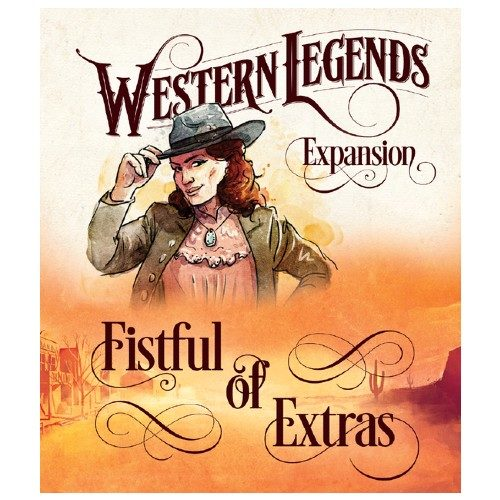 western legends fistful of extras
