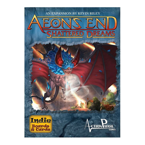Aeon's End Expansion: Shattered Dreams