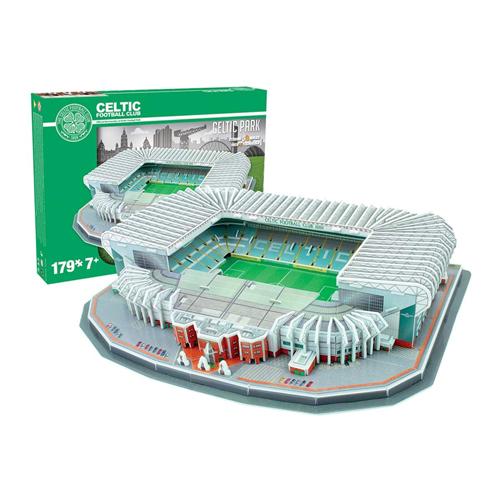 Celtic 3D Stadium Puzzle