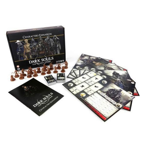 Dark Souls Board Game Replacement Warrior Character Player Board New
