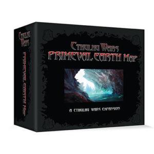 Cthulhu Wars: Primeval Map Expansion