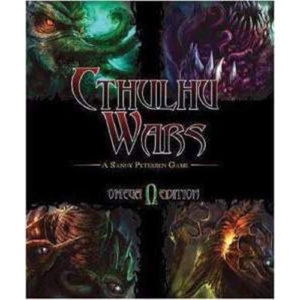 Cthulhu Wars: The Omega Master Rulebook