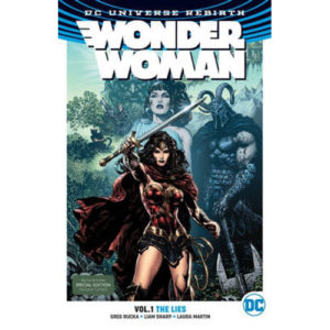 DC Universe Game: Wonder Woman Special Edition