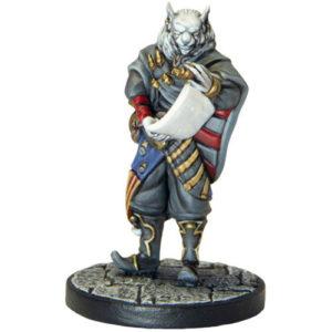 D&D Collector's Series Descent into Avernus Miniature: Mahadi