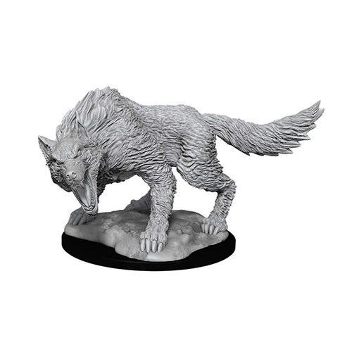 D&D Nolzur's Marvelous Unpainted Miniatures (W11) Winter Wolf