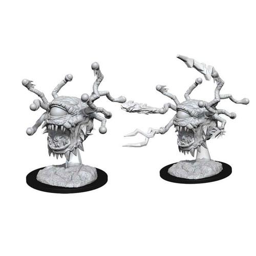 D&D Nolzur's Marvelous Unpainted Miniatures (W11): Beholder Zombie Pack of 6