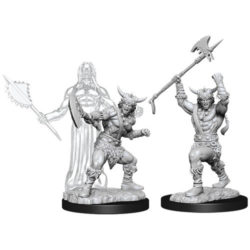 D&D Nolzur's Marvelous Unpainted Miniatures (W11): Male Human Barbarian