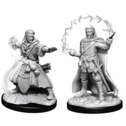 D&D Nolzur's Marvelous Unpainted Miniatures (W11): Male Human Wizard