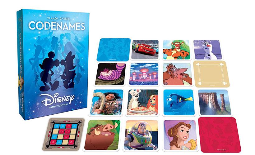 Disney Codenames Components