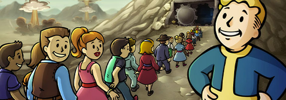 Fallout Shelter Revealed