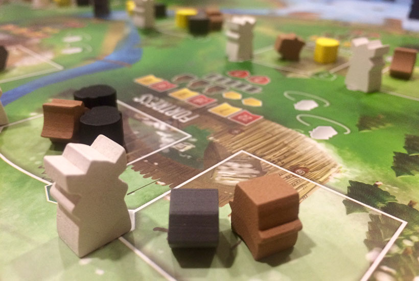 Games of the Month - Architects of the West Kingdom