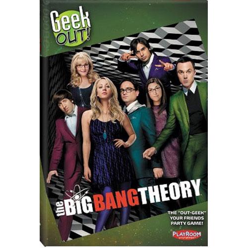 Geek Out! The Big Bang Theory Edition
