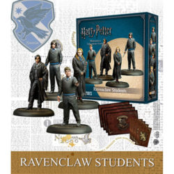 Harry Potter Miniatures Adventure Game: Ravenclaw Students Expansion