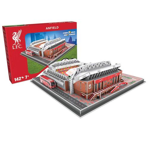 Liverpool 3D Stadium Puzzle