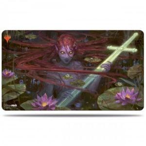 MTG: Throne of Eldraine Lurker of the Lake Playmat