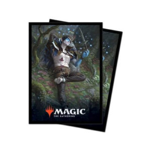 MTG: Throne of Eldraine V2 Standard Deck Protector Sleeves (100)