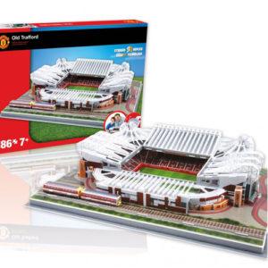 Manchester United 3D Stadium Puzzle