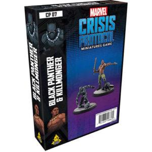 Marvel Crisis Protocol: Black Panther and Killmonger