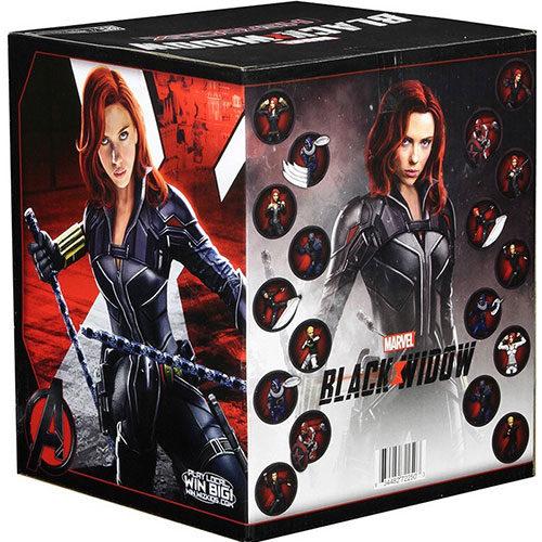 Marvel HeroClix Black Widow Movie Booster Box