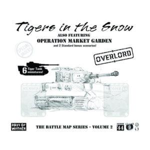 Memoir '44 Battle Map 2 Tigers in the Snow