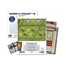Memoir '44 Battle Battle Map 1 Sword of Stalingrad