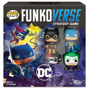 POP! Funkoverse DC Comics - Base Set