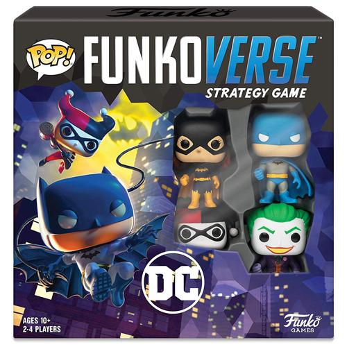 POP! Funkoverse DC Comics - Base Set