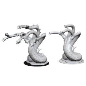 Pathfinder Battles Deep Cuts Unpainted Miniatures (W11): Hydra