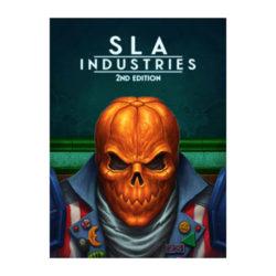SLA Industries: 2nd Edition RPG Rulebook