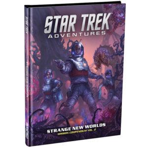 Star Trek Adventures RPG: Strange New Worlds - Mission Compendium Vol 2