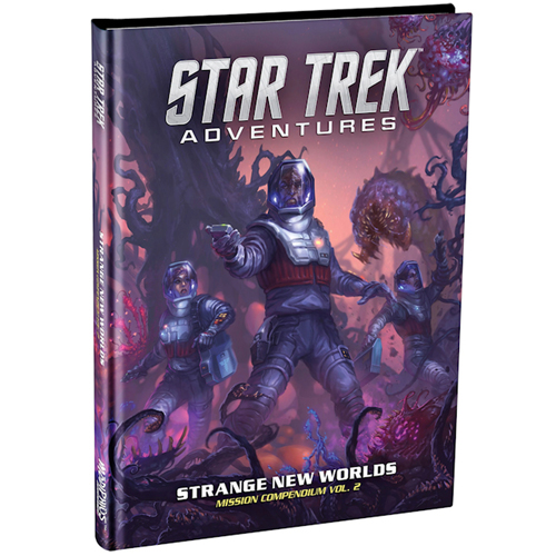 Star Trek Adventures RPG: Strange New Worlds - Mission Compendium Vol 2