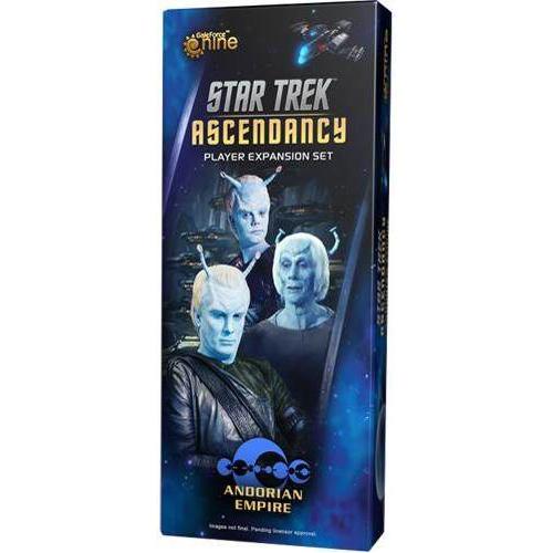 Star Trek Ascendancy: Andorian Empire Player Expansion Set