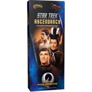 Star Trek Ascendancy: Vulcan High Command Player Expansion Set