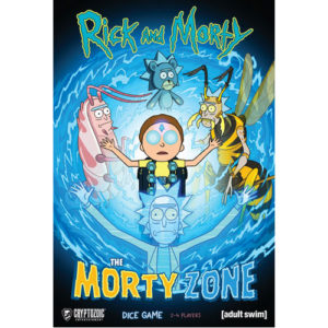The Morty Zone: Rick and Morty Dice Game