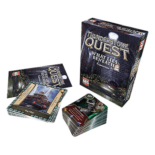 Thunderstone Quest Expansion: What Lies Beneath