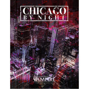 Vampire: The Masquerade 5th Edition RPG: Chicago By Night