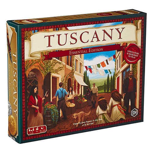 Viticulture - Tuscany-Essential-Edition