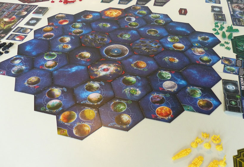 What We've Been Playing - Twilight Imperium