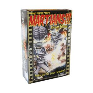 Martians!!! Second Edition