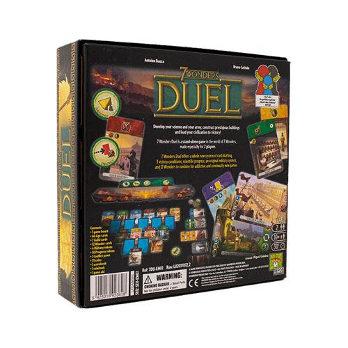 7 Wonders:Duel
